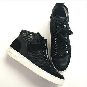 MICHAEL Michael Kors Matty High Top Mesh Sneaker